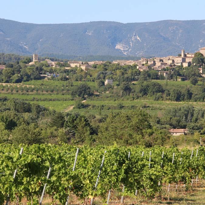 Goult | Village | Luberon | Massif