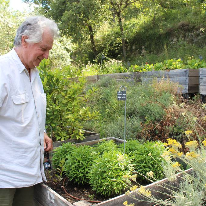 Yves Rousset Rouard  | Jardin botanique