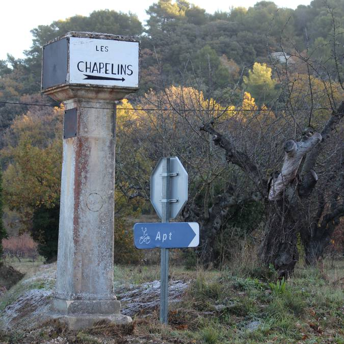 Les chapelins Bonnieux