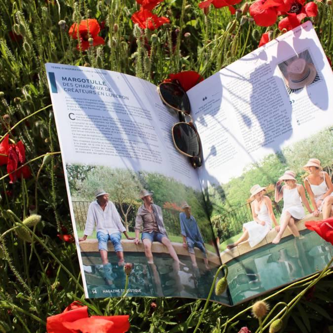 Magazine   Voyage   Coquelicots   Vacances