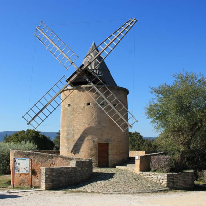Moulin | Goult | Luberon