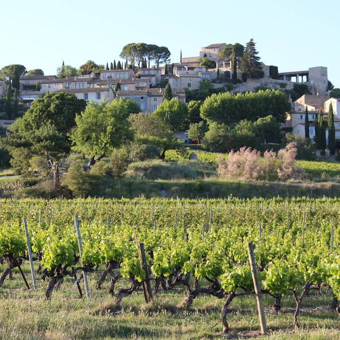 Village perché du Luberon | Joucas