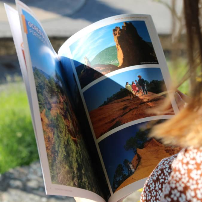 Magazine provence luberon voyage apt