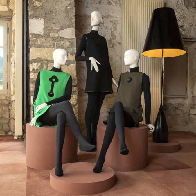 Exposition   Mode   Pierre Cardin   SCAD