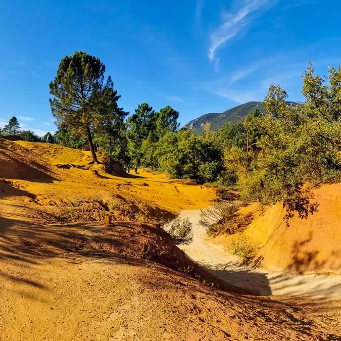 Colorado Provençal | Rustrel | Ocres du Luberon |