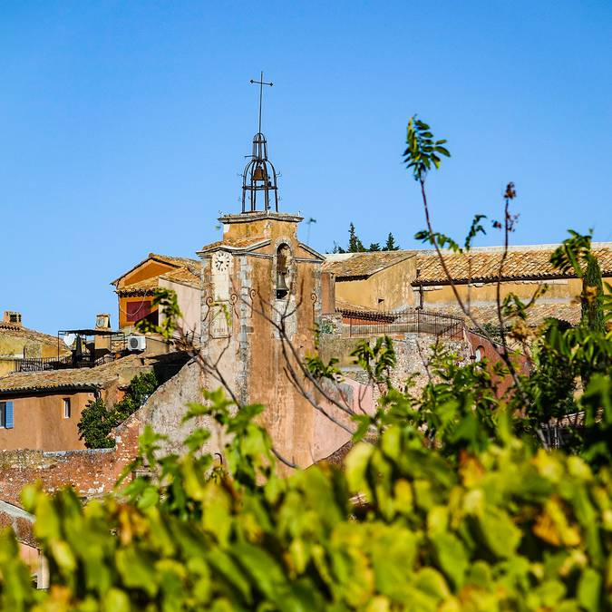 Roussillon | Plus beaux village de France | Village