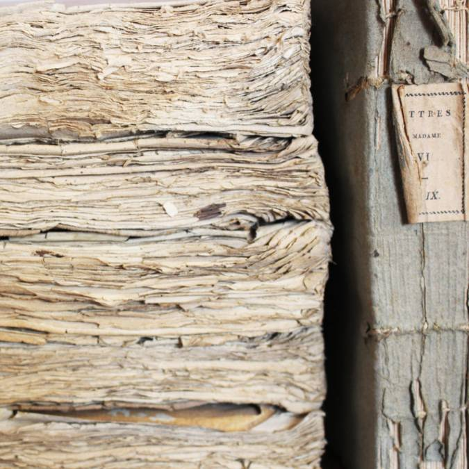 Livres anciens généalogie