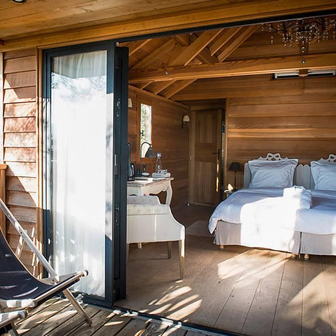 Cabane perchée | Chambres d'hôtes | Maison Valvert | Bonnieux