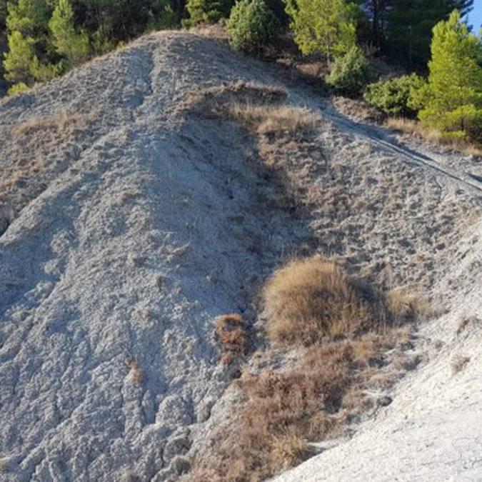 Marnes aptésiennes | Géologie