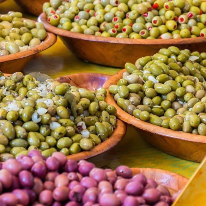 Apéritif  | Olive | Provence