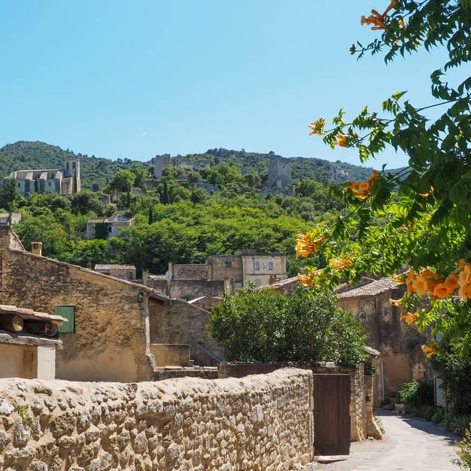 Oppède-le-Vieux   Patrimoine   Village perché