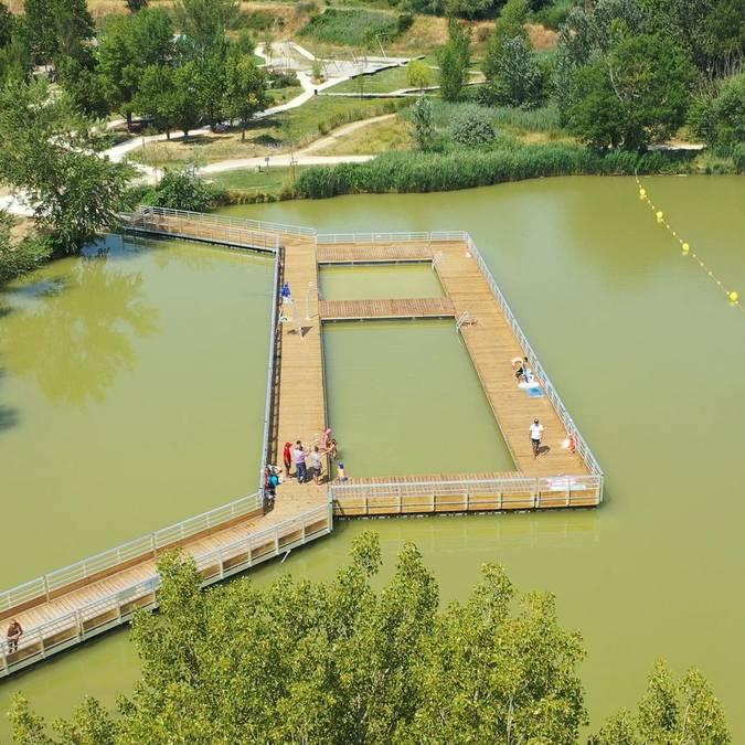 Plan d'eau   Piscine   Baignade