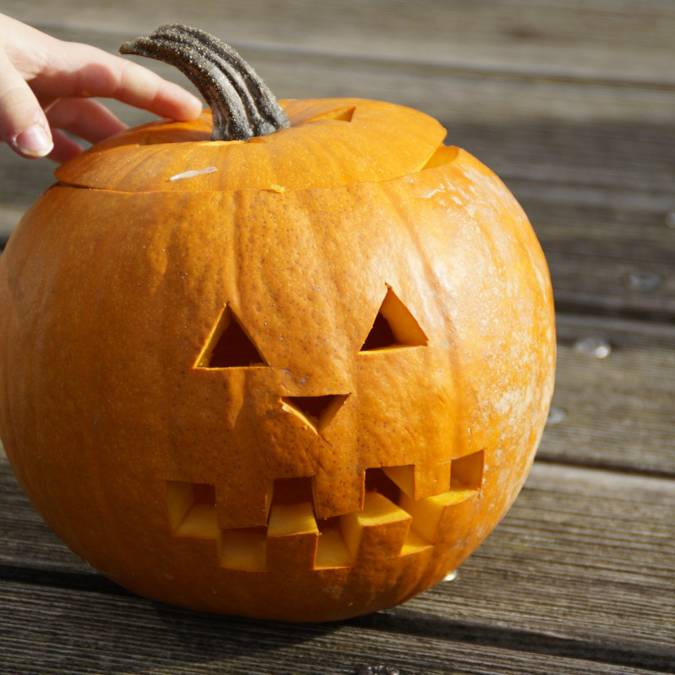 Halloween | Citrouille