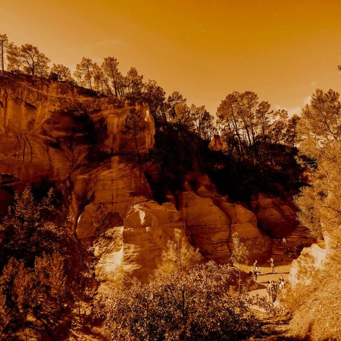 Roussillon | Ocres du Luberon