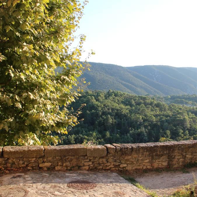 Village de Bonnieux |Vue sur le Luberon | village du Luberon