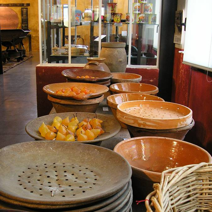 Musée d'Apt | Fruits confits