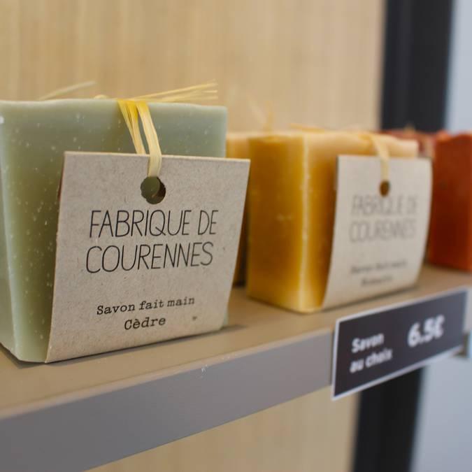 Savons naturels  | Saponification artisanale | Pays Apt Luberon