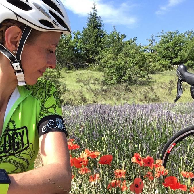 La véloroute du Calavon - Pays d'Apt Luberon