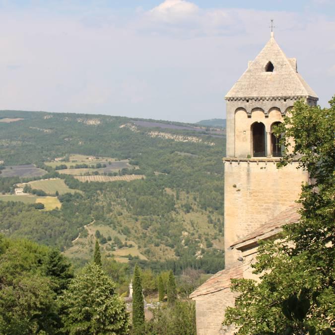 Vien | Village | Tour | Montagne | Luberon