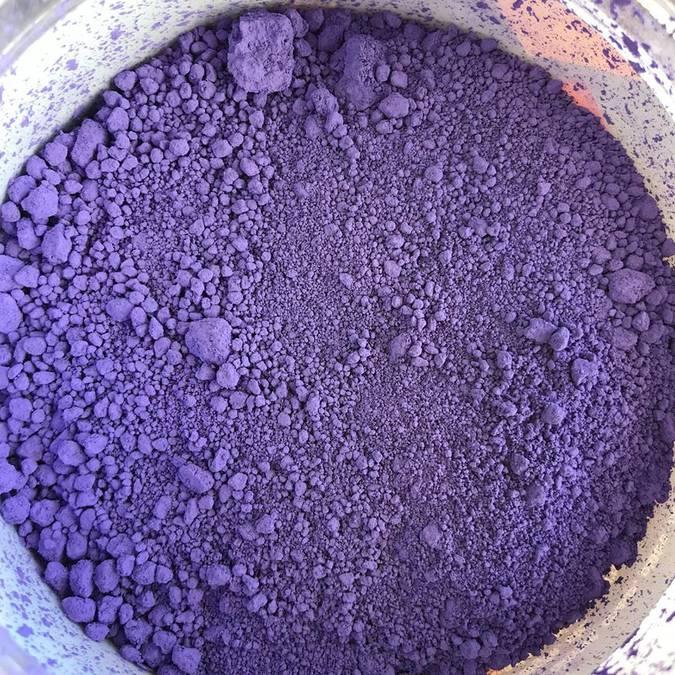 Ocres | Pigment |Violet